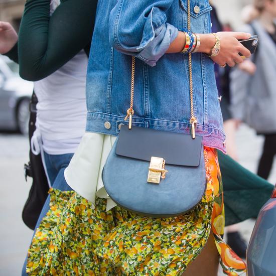 Chloé Drew Saddle Bag