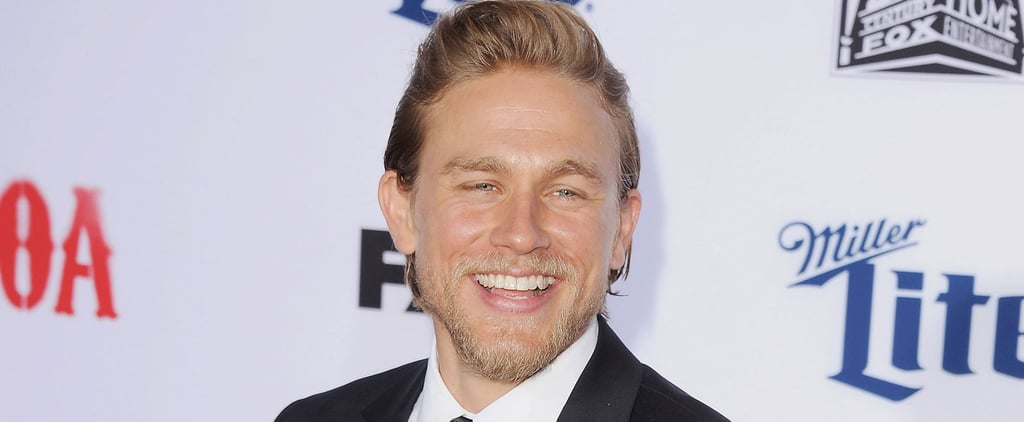 Here Are 8 Videos of Charlie Hunnam Doing Push-Ups