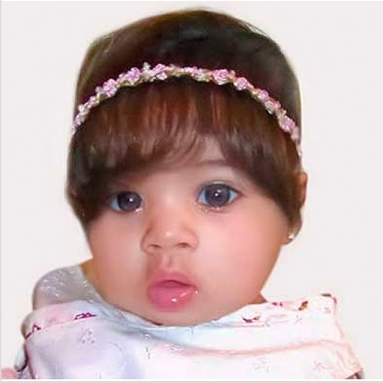 Wigs For Babies Exist, but For Girls Only