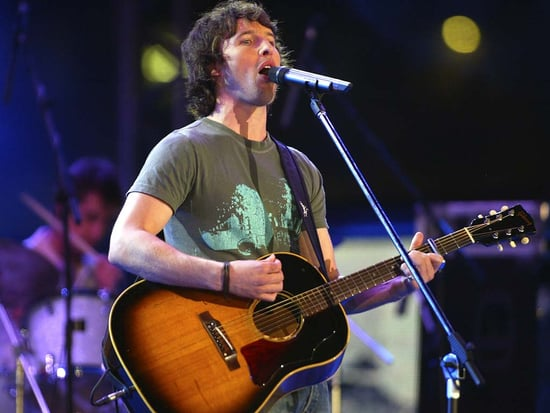James Blunt Rocks for MSF
