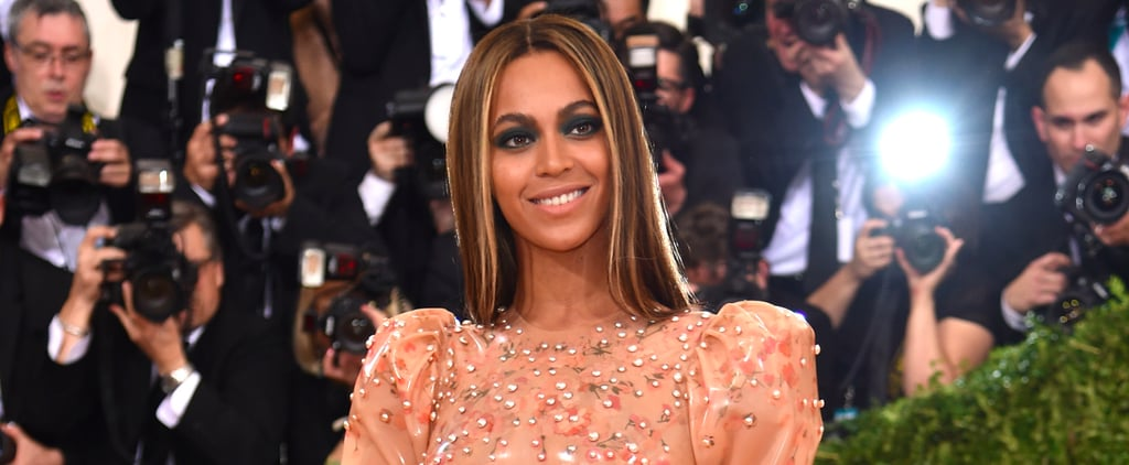 Did Beyoncé Have the Time of Her Life at the Met Gala? You Be the Judge