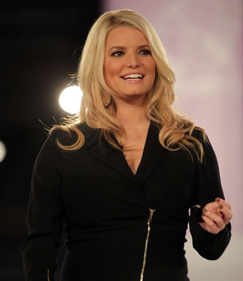 Pictures of Jessica Simpson at the 2010 Women's Conference 2010-10-26 06:00:00