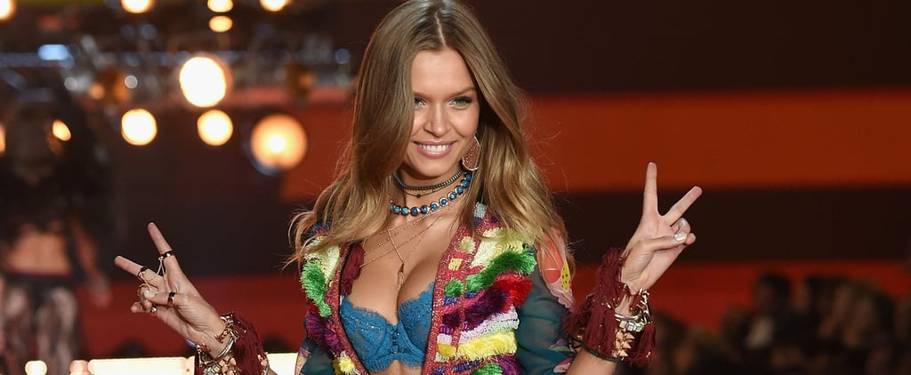 Josephine Skriver Officially Got Her Wings —and the Victoria's Secret Angels Are So Proud