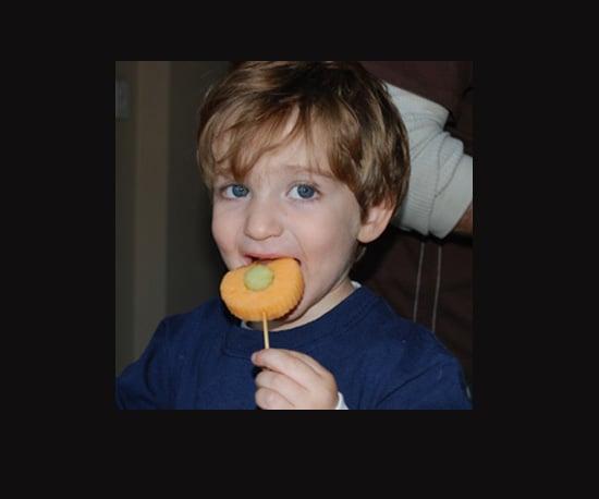 Trick or Treat Lollipops