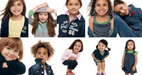 The Girls of Gap!