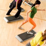 Benefits of Step Aerobics
