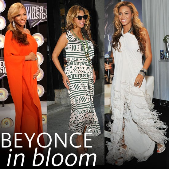 Beyonce's Best Pregnancy Looks: Stalk Pictures of Her Most Stylish Maternity Moments