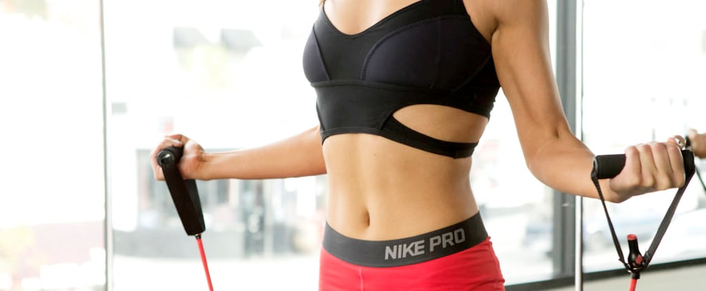 If You're Wearing a Crop Top For Halloween, This Workout Is For You