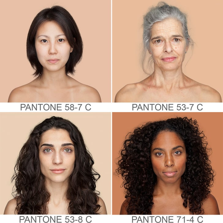 This Pantone Art Project Will Change the Way You See Skin Color