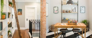 How Fixer Upper's Chip and Joanna Gaines Add Instant Character to a Home