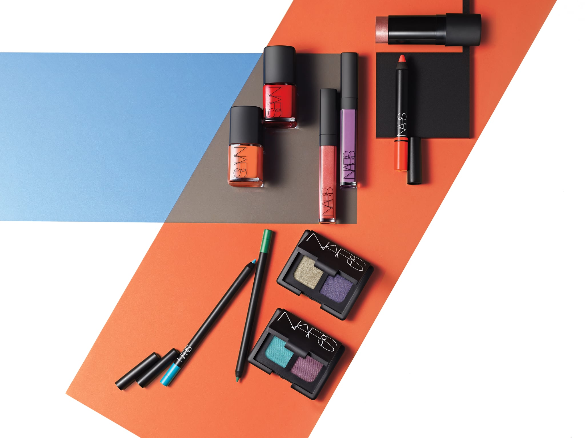 The Nars Spring 2014 Collection Is a Caribbean Dream