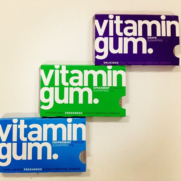 Special delivery! We're all a bit obsessed with Vitamin Gum after giving it a whirl.