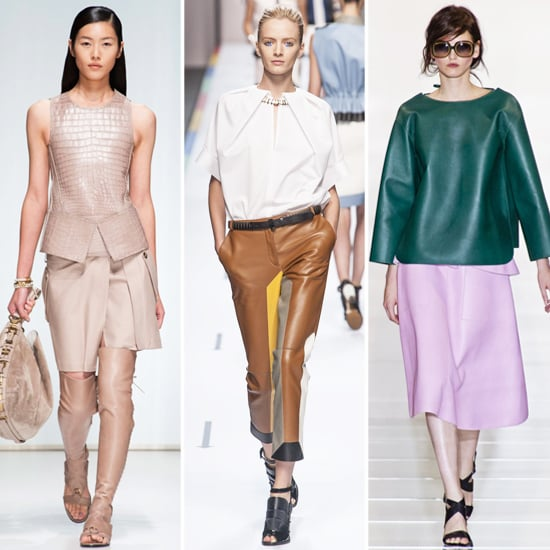 Spring Leather