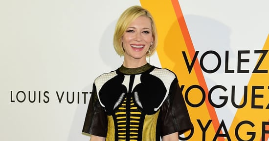 Cate Blanchett Is a Beautiful Cubist Painting