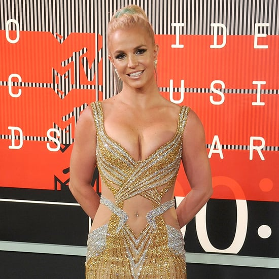Britney Spears Posts Dancing Videos on Instagram 2016