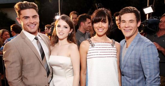 Anna Kendrick, Aubrey Plaza Go Bridal on the Red Carpet for 'Wedding Dates' Premiere