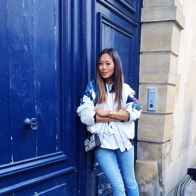 2. Aimee Song aka Song of Style