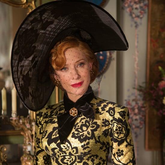 Cinderella Featurette About Cate Blanchett