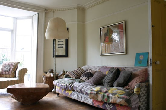 Coveted Crib:  Country Comfort in the City