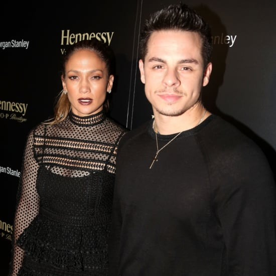 Jennifer Lopez and Casper Smart Cutest Pictures