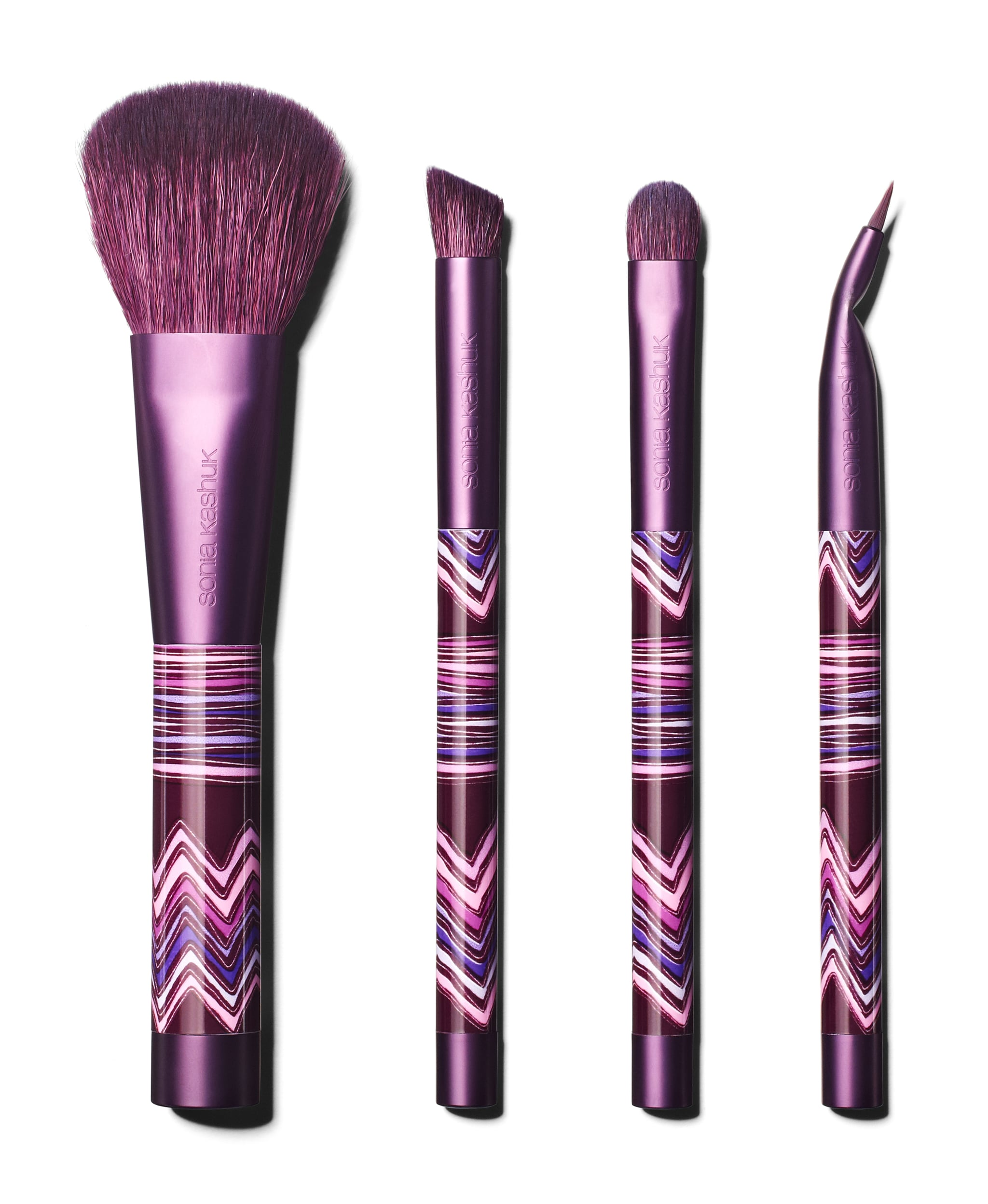 Brush Couture Four-Piece Brush Set, $13