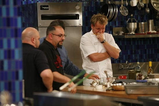 Let's Dish: Hell's Kitchen 4.1