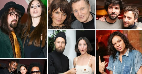 Bono and Charli XCX Partied at Fashion Week