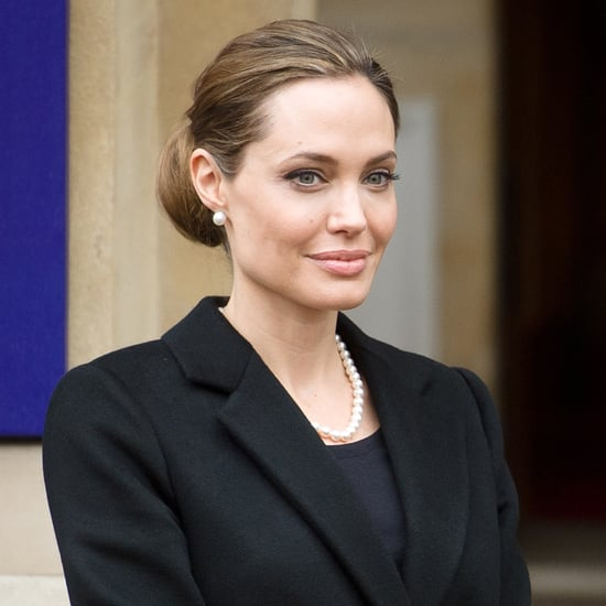 Angelina Jolie Is Seriously Inspirational