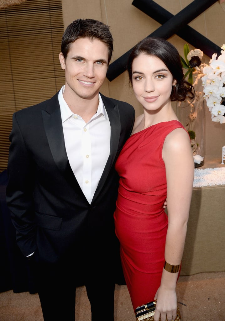 Robbie Amell and Adelaide Kane