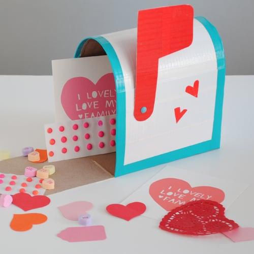 Valentine Card Boxes