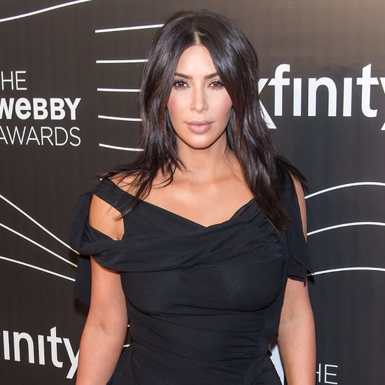 Kim Kardashian at Webby Awards May 2016
