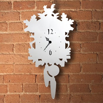 Nice and New: Klaus Rosburg Cuckoo Clock