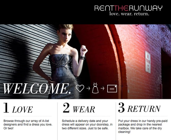 Rent Designer Clothing Online