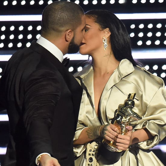 Pictures of Rihanna and Drake at 2016 MTV VMAs