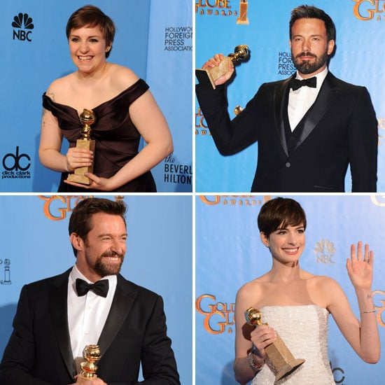 The Top 10 Backstage Quotes From the Golden Globe Awards!