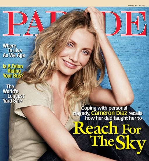 Cameron Diaz in Parade