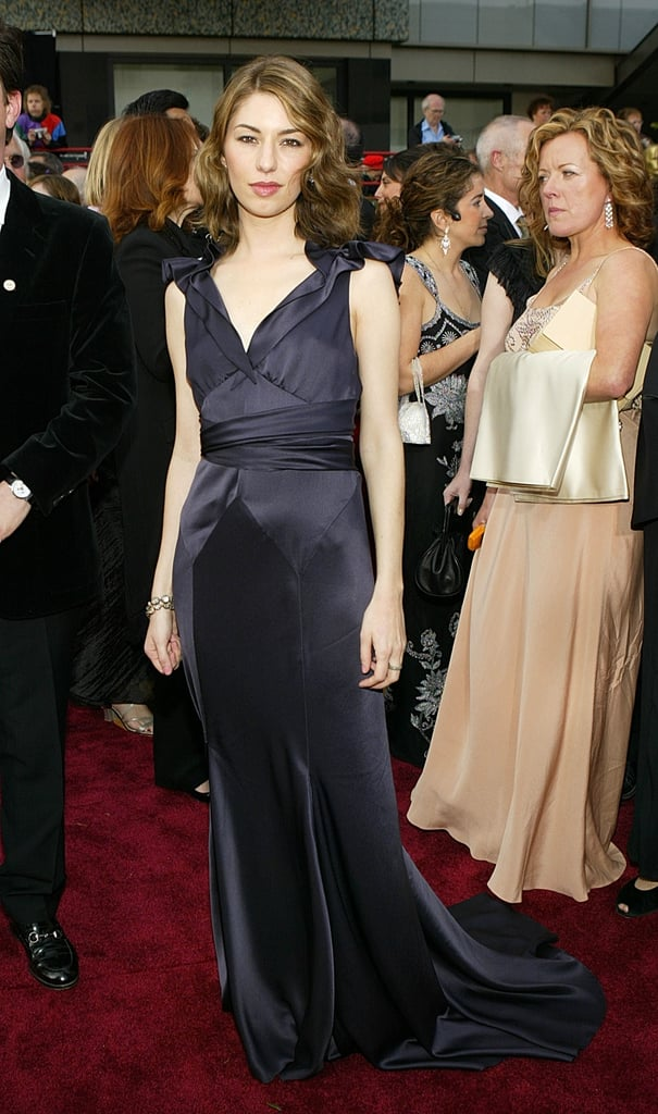 Sofia Coppola at the 2004 Academy Awards
