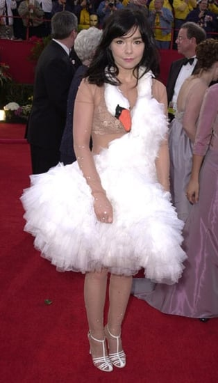 Bjork's Infamous Swan Dress: Love It or Hate It?