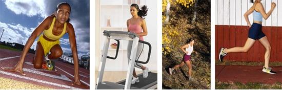 Track, Treadmill, Trail, or Sidewalk?