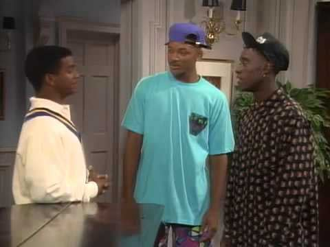 Don Cheadle on The Fresh Prince of Bel-Air