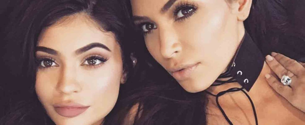 You Can Get a Free Kylie Lip Kit at Kim's Makeup Masterclass — But There's a Catch