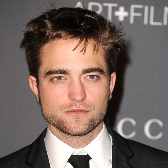 Is Robert Pattinson the New Face of Dior?
