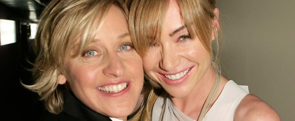 Ellen DeGeneres and Portia de Rossi's Love Story, in Their Own Words