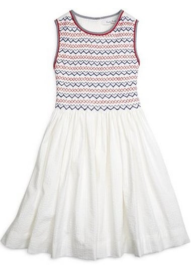 Wear This: Brooks Brothers Dress