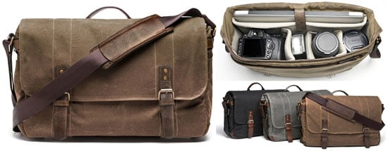 DSLR and Laptop Bag For Men