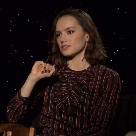 Daisy Ridley Star Wars Interview | Video