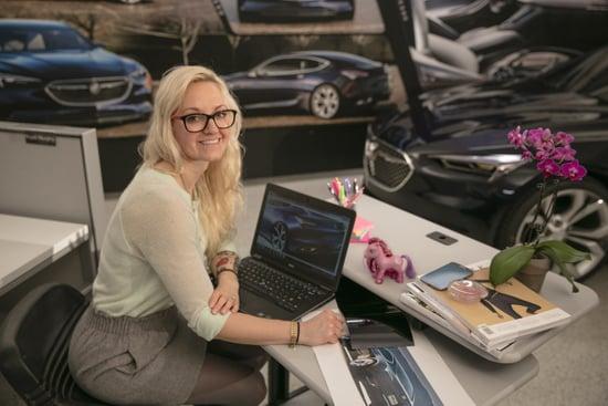 How She Got There: Krysti Murphy, Lead Exterior Color Designer for Global General Motors Design