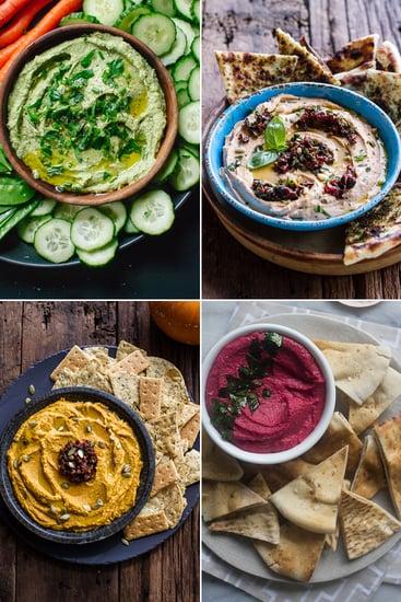 14 Not-So-Basic Hummus Recipes