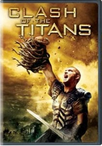 Clash of the Titans and Repo Men Now Available on DVD