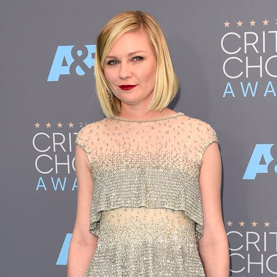 Kirsten Dunst's Dress at Critics' Choice Awards 2016